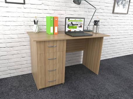 Офисные столы прямые