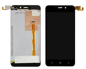 Дисплей (екран) для Blackview A10 з сенсором (тачскріном) черный Оригінал