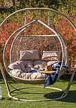Підвісне крісло кокон Комфорт, фото 6