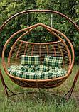 Підвісне крісло кокон Комфорт, фото 8