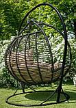 Підвісне крісло кокон Комфорт, фото 9