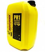Средство для промывки системы охлаждения авто, печки, радиатора RADIFLUSHER pH1, 10 л
