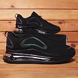 Мужские кроссовки Ривал АРТ 720 (черные), фото 2