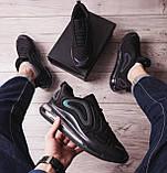 Мужские кроссовки Ривал АРТ 720 (черные), фото 3