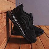 Мужские кроссовки Ривал АРТ 720 (черные), фото 4