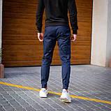 Мужские штаны Vibukh (синие), фото 2