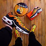 Мужские кроссовки Ривал ТН (оранжевые), фото 2