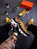 Мужские кроссовки Ривал ТН (оранжевые), фото 6