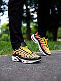 Мужские кроссовки Ривал ТН (оранжевые), фото 7