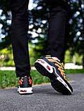 Мужские кроссовки Ривал ТН (оранжевые), фото 8