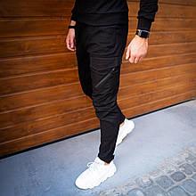 Мужские штаны Vibukh (черные) - XXL