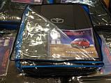 Авточехлы на Daewoo Matiz 1998> hatchback Nika, Дэу Матиз, фото 2