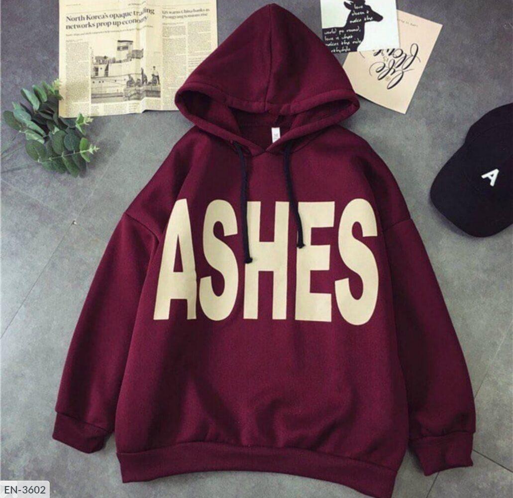 "Худи женское ""Ashes"""