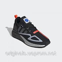 Мужские кроссовки Adidas ZX 2K Boost FY5724 2021, фото 2