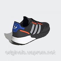 Мужские кроссовки Adidas ZX 1K Boost FY5649 2021, фото 2