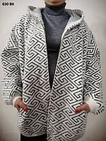 Шикарная женская кофта батал 630 ВК, фото 1