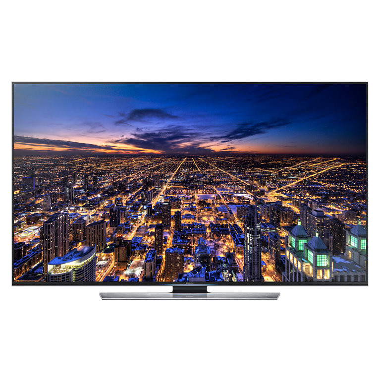Телевизор Samsung UE48JU7080 (1300Гц, Ultra HD 4K, Smart, Wi-Fi, 3D, ДУ Touch Control)