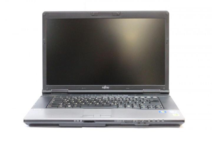 Ноутбук, Fujitsu-Siemens E752, 4 ядра по 3,3 ГГц, 4 Гб ОЗУ, HDD 500 Гб