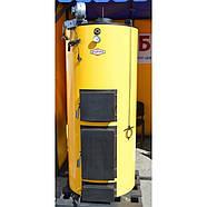 Двухконтурный твердотопливный котел Буран New У 20 кВт с ГВС, фото 2