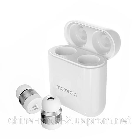 Наушники Motorola VerveBuds 110 white, фото 2