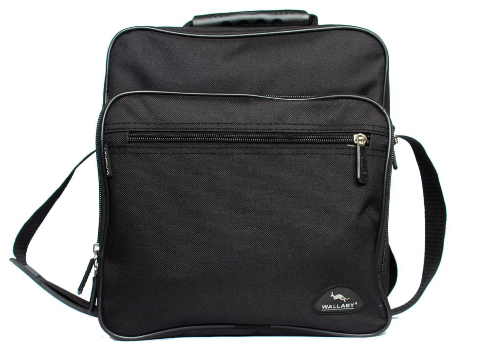 Вместительная тканевая сумка для мужчин (2431)