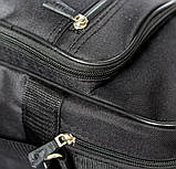Вместительная тканевая сумка для мужчин (2431), фото 3