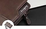 Мужское портмоне - клатч Baellerry Business 2 цвета (1063чк), фото 5