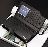 Мужское портмоне - клатч Baellerry Business 2 цвета (1063чк), фото 7