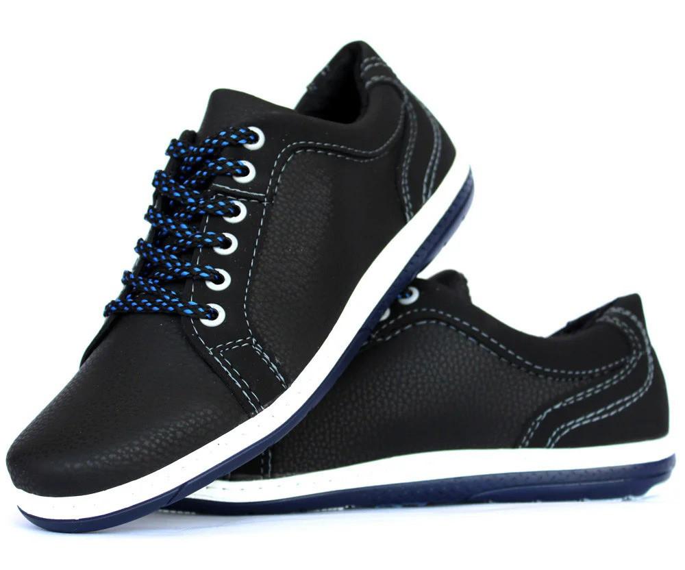 43 Розмір! Туфли спортивные мужские Львовского производства (КЛС-7ч)