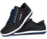 43 Розмір! Туфли спортивные мужские Львовского производства (КЛС-7ч), фото 6