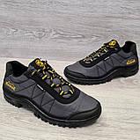 Кросівки чоловічі тактичні демісезонні (Кз-401ч), фото 4