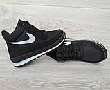 37 Розмір! Женские демисезонные кроссовки на флисе (Бт-11ч), фото 3