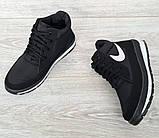 37 Розмір! Женские демисезонные кроссовки на флисе (Бт-11ч), фото 4
