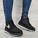 37 Розмір! Женские демисезонные кроссовки на флисе (Бт-11ч), фото 7