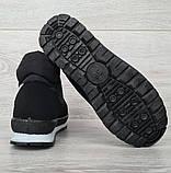 Жіночі демісезонні кросівки на флісі (Бт-11ч), фото 8