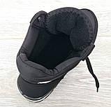 37 Розмір! Женские демисезонные кроссовки на флисе (Бт-11ч), фото 9