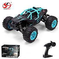 Машинка-внедорожник,гоночная на радиоуправлении,Sceleton GS166,Toys-Sky 4WD