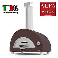 One 1 пицца - Печь для пиццы на дровах.  Alfa Pizza. Италия, фото 1