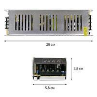 Блок живлення для світлодіодної стрічки 12 В Sneha, фото 2