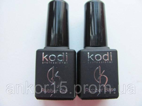 Топ и база (Kodi) Коди. 2 шт.  16 мл(16 ml)