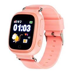Детские умные часы Gelius Pro GP-PK003 Pink