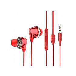 Навушники Baseus Encok H10 Red