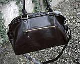 Мужская кожаная сумка mod.Moonar, фото 5