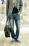Мужская кожаная сумка mod.Moonar, фото 6