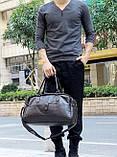 Мужская кожаная сумка mod.Moonar, фото 8