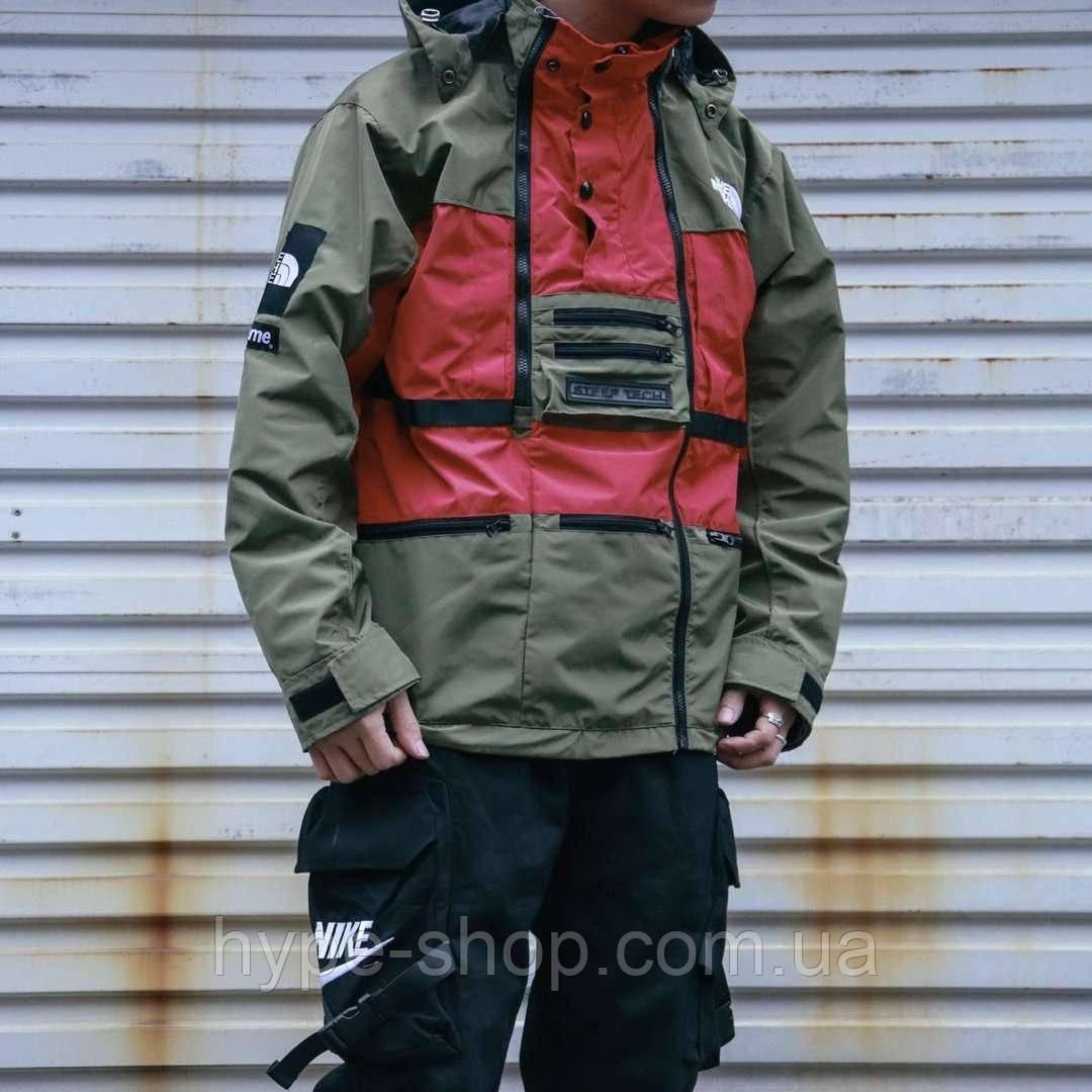 Чоловіча куртка-анорак The North Face SteepTech Анорак чоловічий The North Face