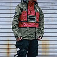Чоловіча куртка-анорак The North Face SteepTech Анорак чоловічий The North Face, фото 1