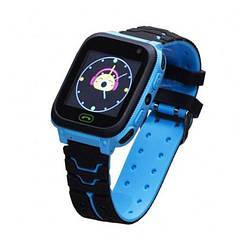 Детские умные часы Smart Baby S9 Blue
