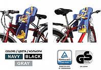 Детское велокресло TILLY, до 15 кг, T-812