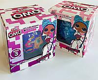 Кукла- сюрприз с волосами в шаре 10 см / аналог